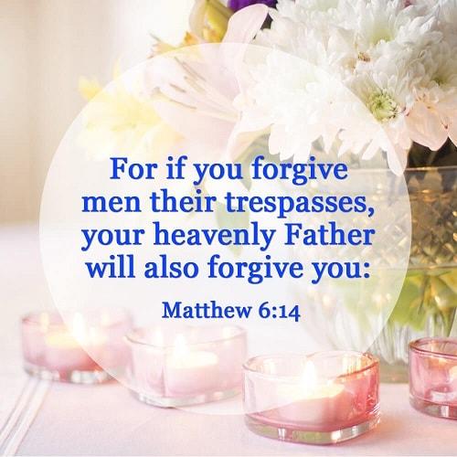 Matthew 6:14,Bible Verse