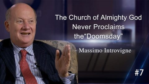 """The Church of Almighty God Never Proclaims the """"Doomsday"""""""