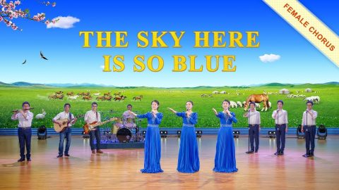 """Worship God Forever """"The Sky Here Is So Blue"""" (Live)"""