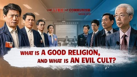 Good Religion, and Evil Cult