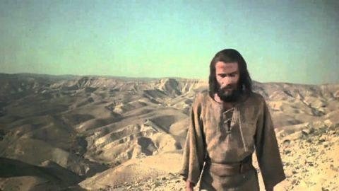 JESUS (English) The Devil Tempts Jesus