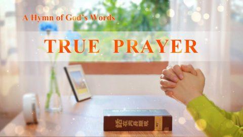 Worship Song _ True Prayer