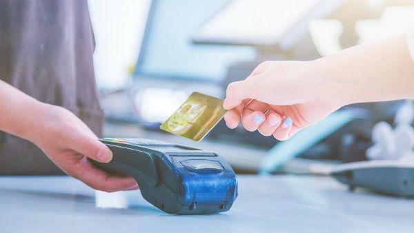 credit card paying
