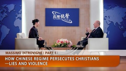 Interview with Massimo Introvigne - Part 1 : How Chinese Regime Persecutes Christians—Lies and Violence