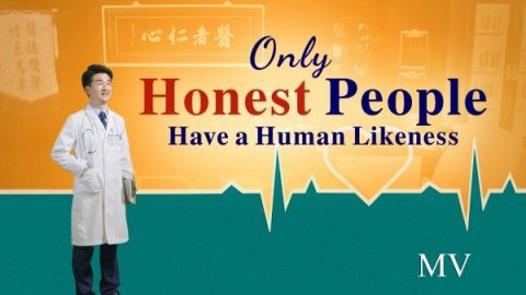 Praise and Worship Music - Only Honest People Have a Human Likeness - The Love of God Saved Me