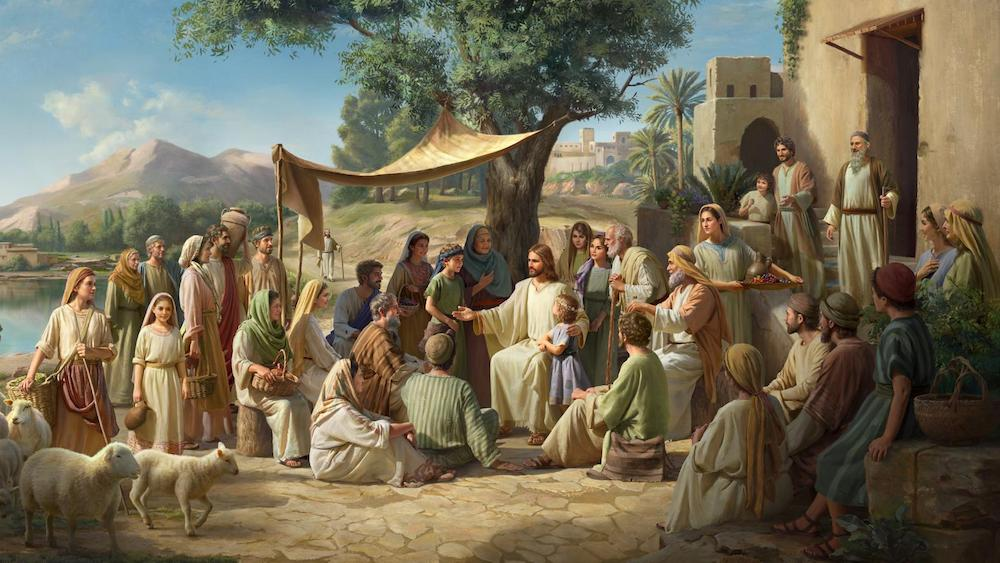 Significance of Jesus Speaking in Parables