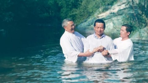 Why Being Baptized Doesn't Mean We Are Reborn