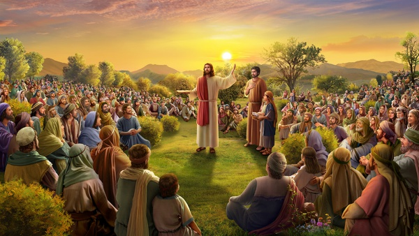 Lord Jesus' gospel