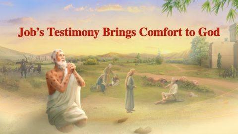 3-6 God's Utterance God's Work, God's Disposition, and God Himself II (Part Six)