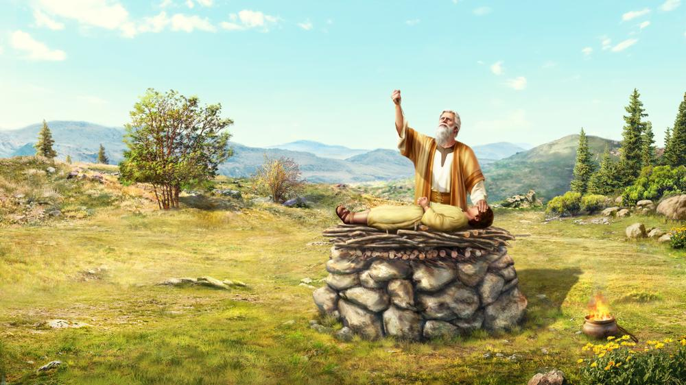 Story of Abraham and Isaac