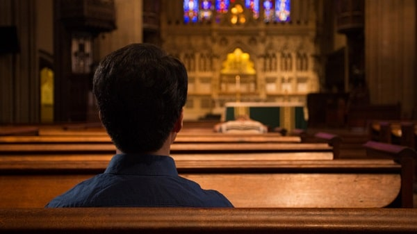 a preacher's distress, he does not know where the Lord appears