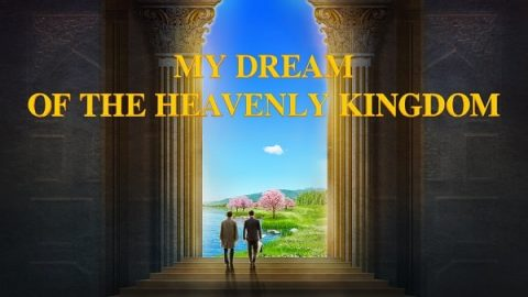 "Christian Movie ""My Dream of the Kingdom of Heaven"" Poster"