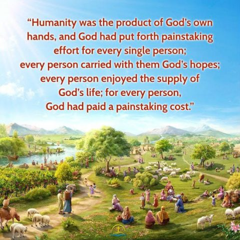 God Has Put Forth Painstaking Effort for Every Single Person