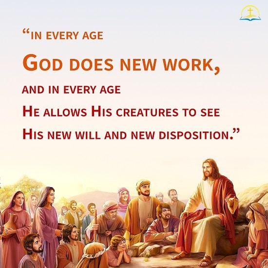 In Every Age God Does New Work