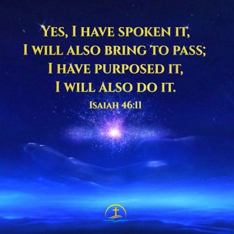 Isaiah 46:11