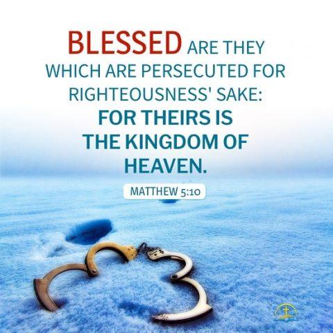 Matthew 5:10