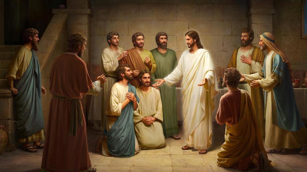 the Lord Jesus Resurrection