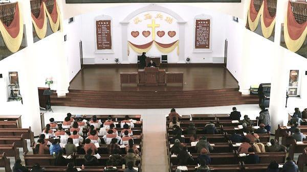 Church metting