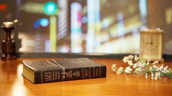 How is reading the Bible related to eternal life