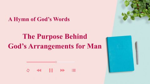 "Best Inspirational Christian Song ""The Purpose Behind God's Arrangements for Man"""