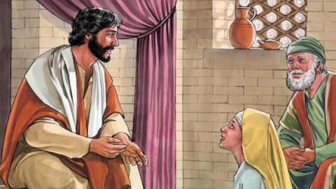 "Christian Devotions: Reflecting on Matthew 20:20–23 ""Salome Makes a Request of the Lord"""