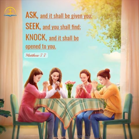 Matthew 7:7 – Seek and You Shall Find