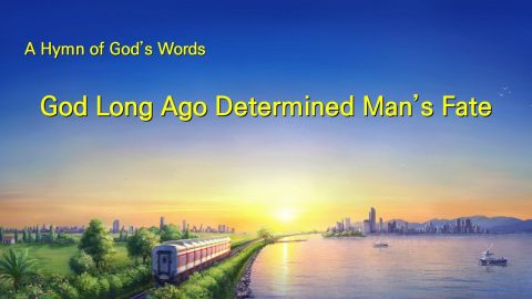 "2019 English Christian Hymn ""God Long Ago Determined Man's Fate"" (Lyrics)"