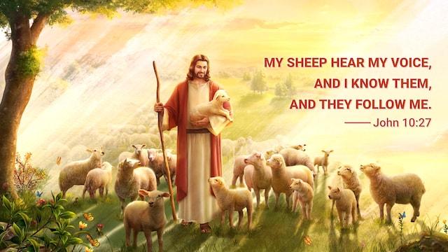 John 10 27 meaning