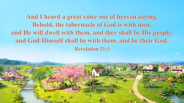 Revelation 21 3 meaning