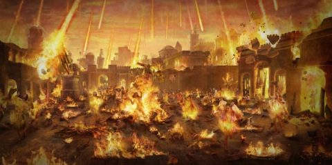 God Must Destroy Sodom