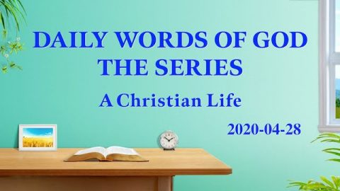 """Daily Manna """"The Difference Between the Ministry of God Incarnate and the Duty of Man"""" (Excerpt 1)"""