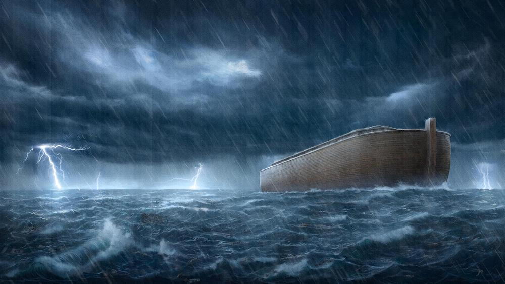 Now Is as in the Days of Noah