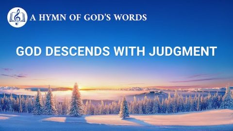 "Praise Song ""God Descends With Judgment"""