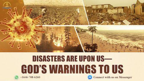 God's Warnings to Us