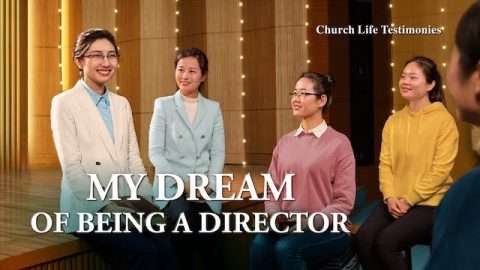 "Christian Testimony Video ""My Dream of Being a Director"" Based on a True Story"
