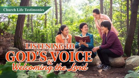 "2020 Christian Testimony Video | ""Listening to God's Voice and Welcoming the Lord"" (English Dubbed)"