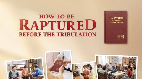 Raptured Before the Tribulation