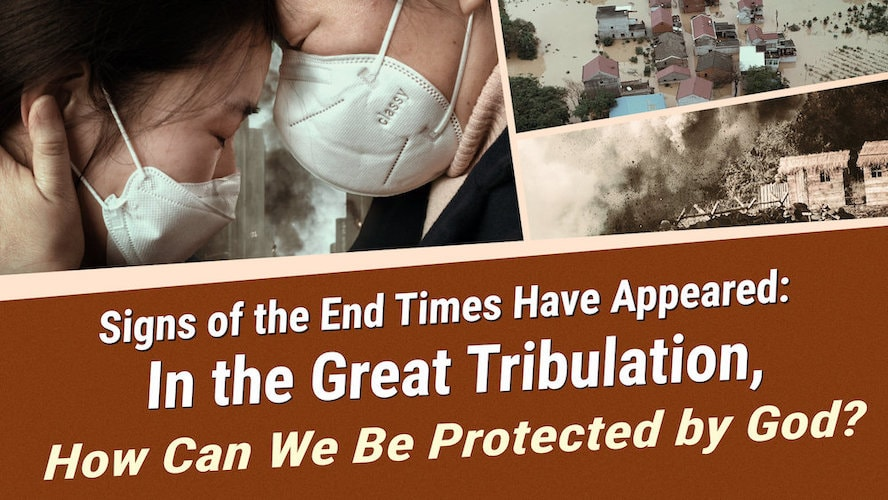 Signs of the End Times Have Appeared, Great Tribulation