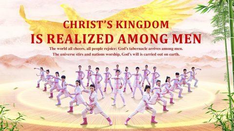 "Christian Dance | ""Christ's Kingdom Is Realized Among Men"" | Praise Song"
