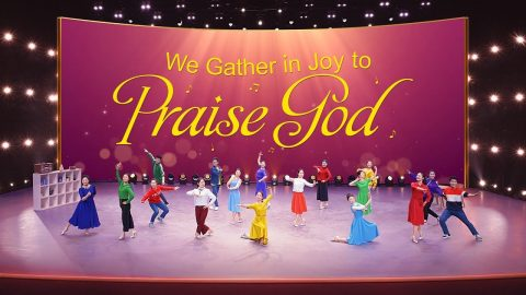 """Hindi Christian Song """"We Gather in Joy to Praise God"""" 